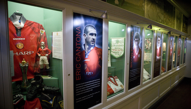 Manchester Stay With Man United Stadium Tour Museum