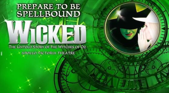 Wicked theatre and hotel deals in london